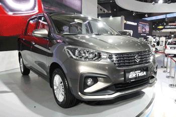 Suzuki Ertiga Model Baru