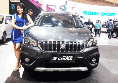 Harga Suzuki S Cross Terbaru 2019 Harga Promo Kredit Mobil Baru Suzuki