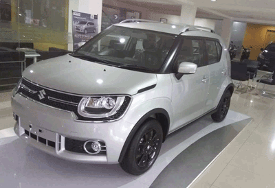 Harga Promo Suzuki Ignis Semarang