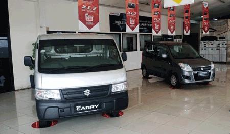 Harga Suzuki Carry Pick Up Pekanbaru 2019 Harga Promo Kredit Mobil Baru Suzuki