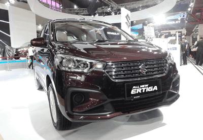 Harga Suzuki Ertiga 2019