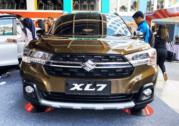 Harga Suzuki XL7 Jogja