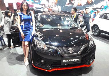 Suzuki Promo Pameran GIIAS 2019